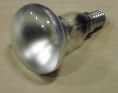 Lampje E14 R50 230V/40W