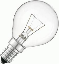 Reservelampje E14 230V/40W