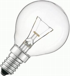 Lampje E14 230V/40W