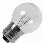 Reservelampje E27 230V/40W