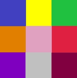 Zoek op Kleur